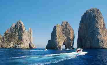 Barca escursione