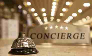 Bancone concierge