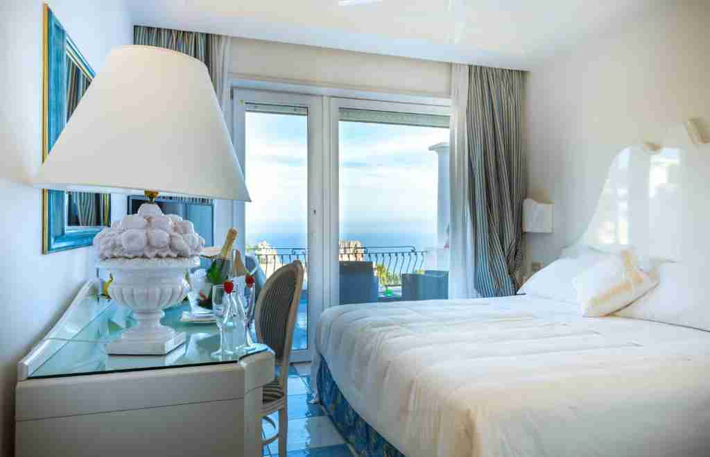 Room sea view