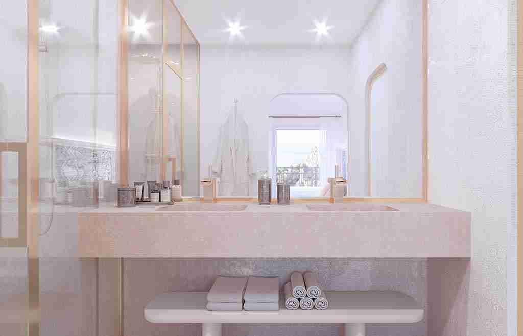 Sinks Junior suite